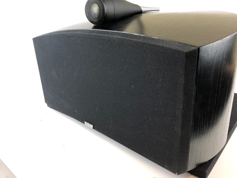 B&W (Bowers & Wilkins) Nautilus HTM2 Center Channel Home Theater Speaker