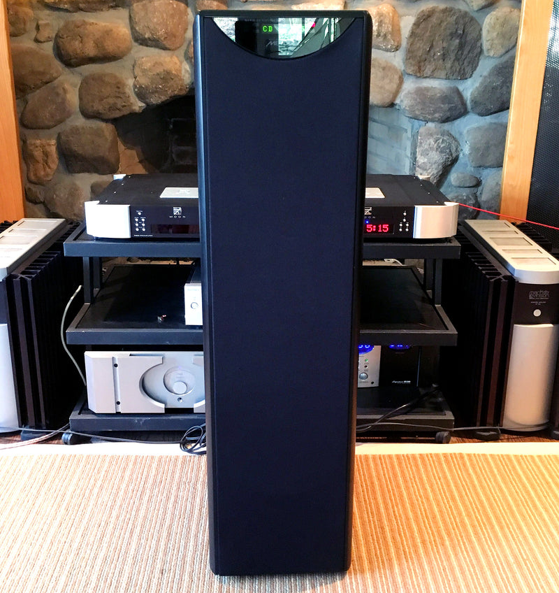 Meridian DSP5500 Single Powered Center Channel Home Theater Speaker