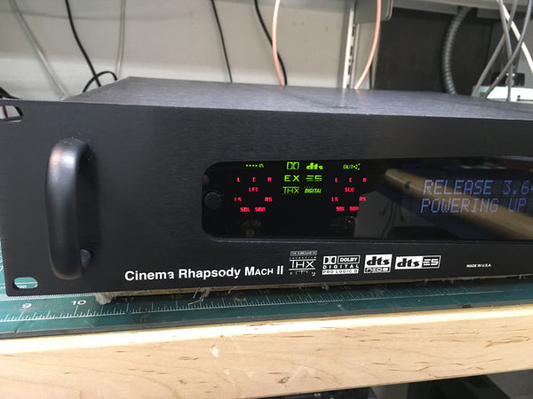 Audio Design Associates Cinema Rhapsody Mach II Surround Processor 7.1