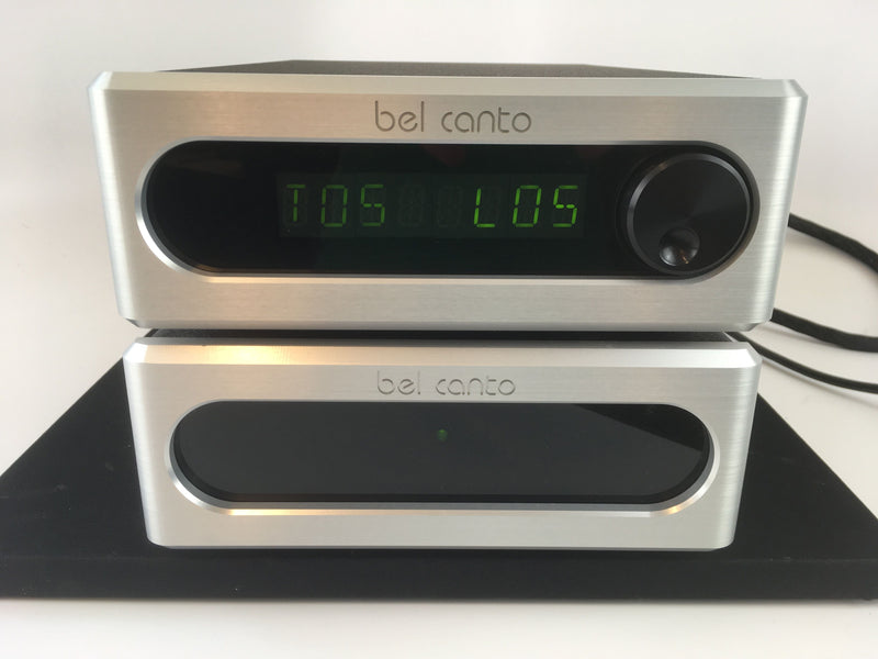 Bel Canto DAC 3.7 and VBS1 Power Supply, Stereophile Class A