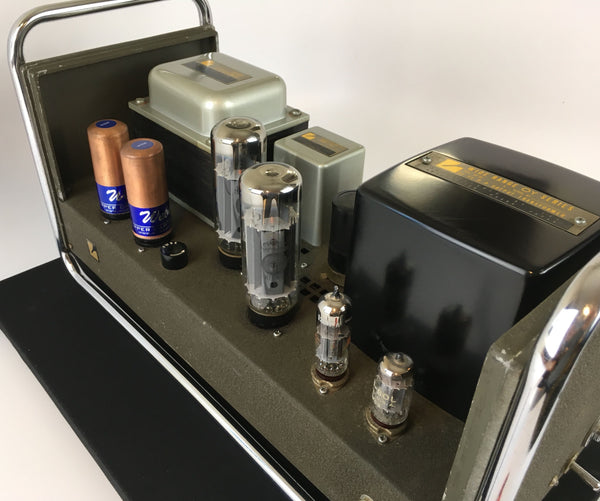 Luxman MB88 Tube Monoblock Amplifier Pair