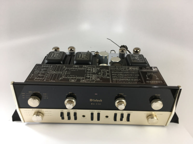 McIntosh MA-230 Tube Integrated Amplifier