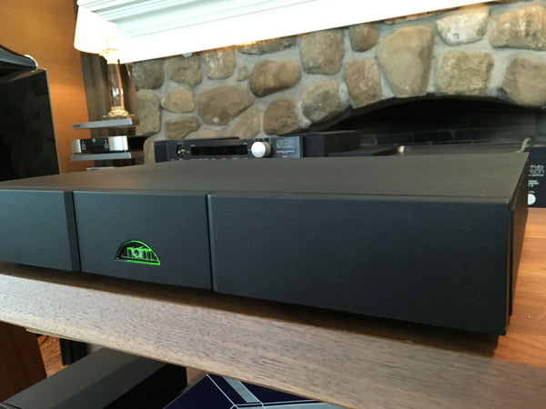 Naim Audio NAPV-175 3-Channel Solid State Amplifier, Rare and Made in the UK