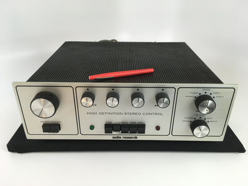 Audio Research SP-3A-1 Tube Preamplifier - Restored