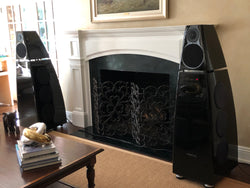 Meridian DSP8000 Flagship Powered Speakers
