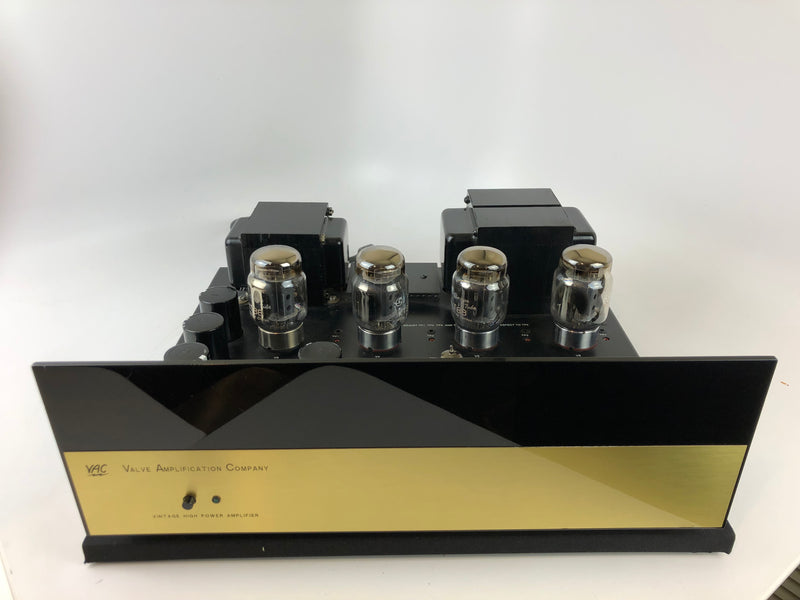 VAC (Valve Amplification Company) V-100 Vintage High Power Monoblock Tube Amplifiers