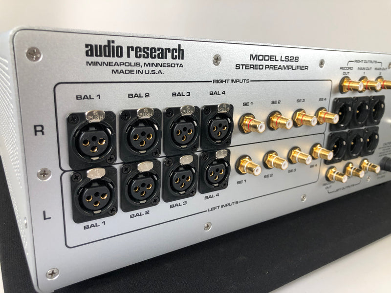 Audio Research LS28 Tube Preamp - Like New and Still Under Warranty