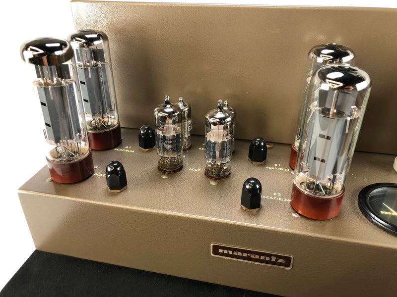 Marantz 8B Tube Amplifier - Completely Restored and Perfect!