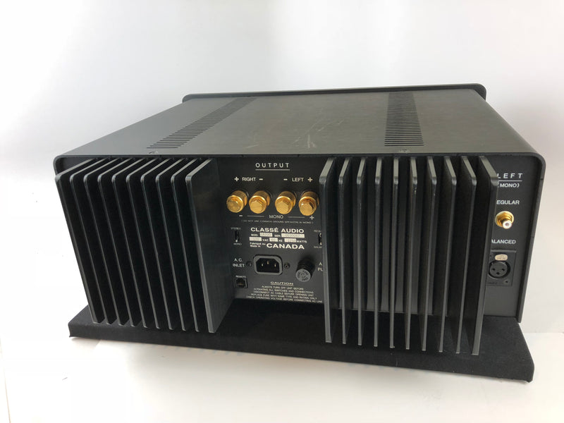 Classe Audio CA-200 Solid State Amplifier, 200W, Made in Canada