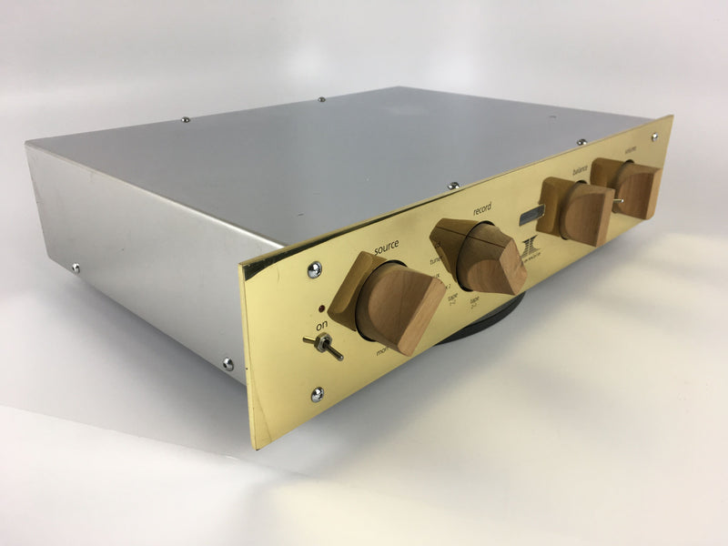Ensemble Virtuoso Hybrid Tube and Solid State Preamp