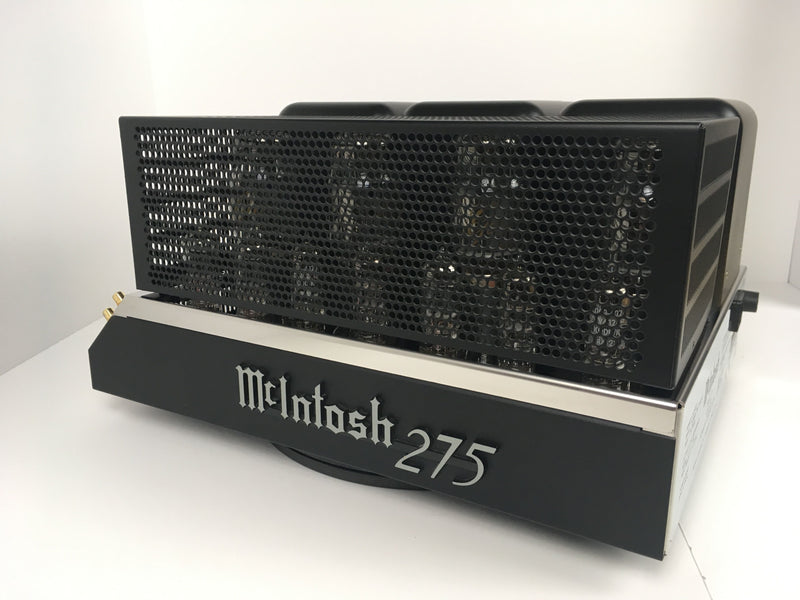 McIntosh MC-275 MK-V Tube Amplifier, Mint and Complete