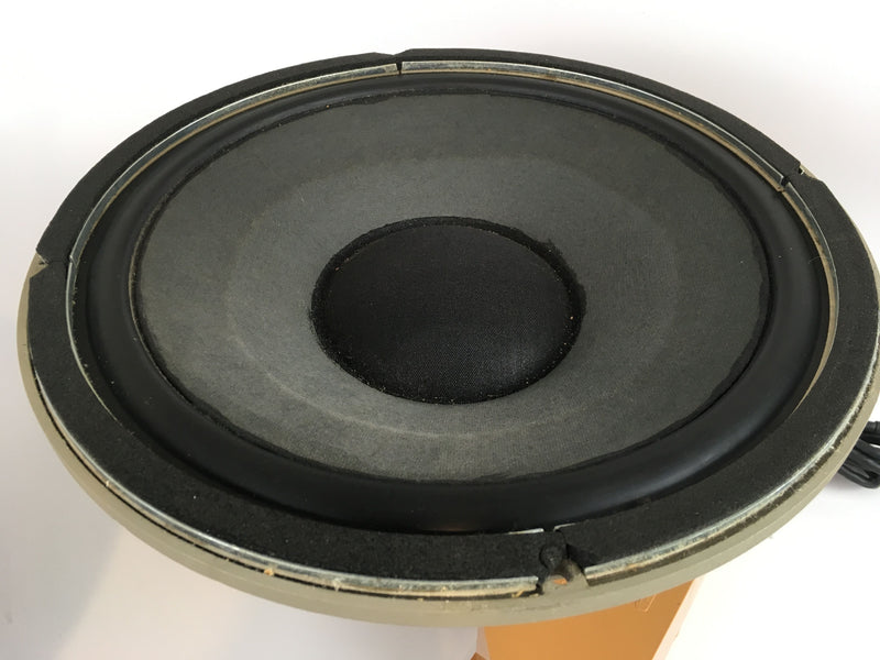 "Tannoy 12"" Gold Dual Concentric Drivers with Crossovers"