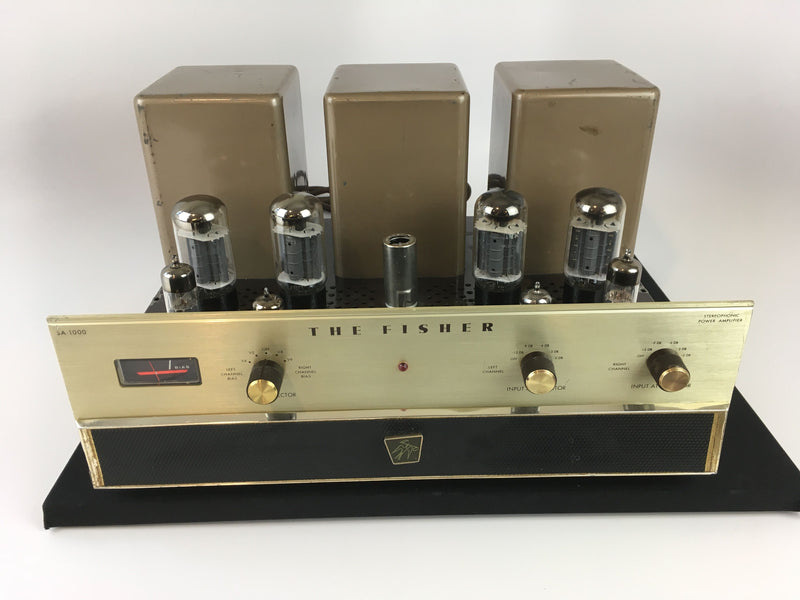 Fisher SA-1000 Tube Amplifier