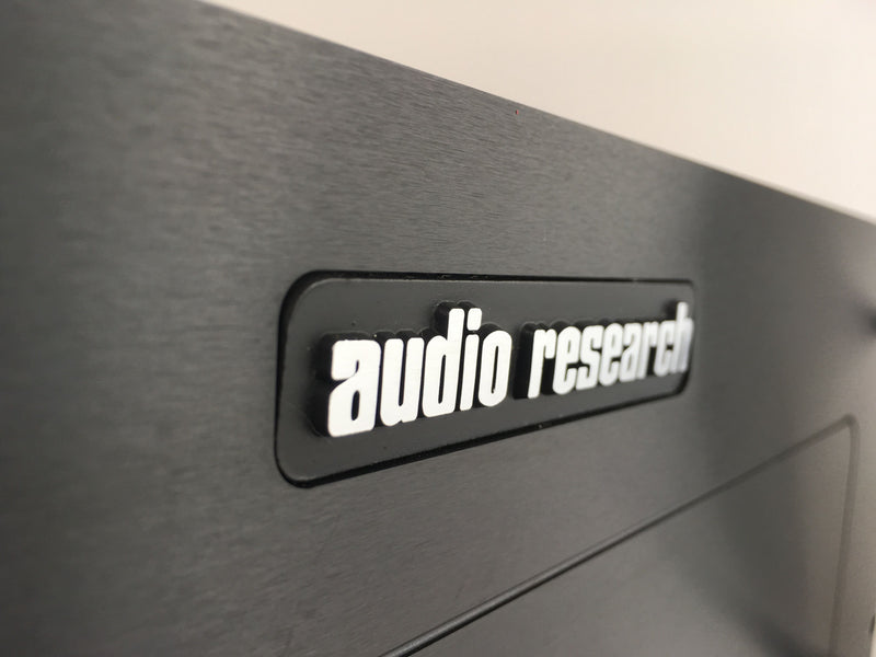 Audio Research D-115 Tube Amplifier, Silver or Black Faceplate Choice