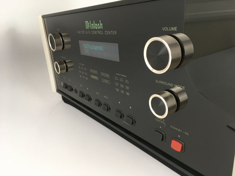McIntosh MX-150 Flagship Theater Processor