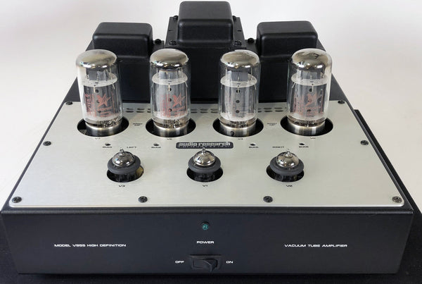 Audio Research VS55 Amplifier - 50 Glorious Tube Watts Per Channel