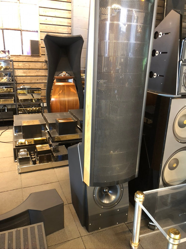 Martin Logan Prodigy Electrostatic Speakers - BIG and NATURAL Sound