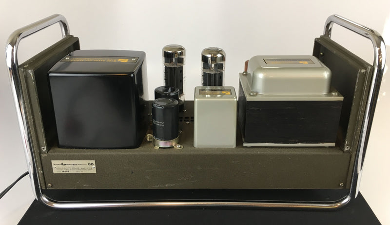 Luxman MB-88 Tube Monoblock Amplifier Pair