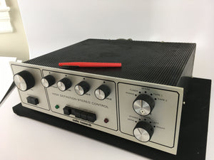 Audio Research SP-3-A1 Tube Preamp