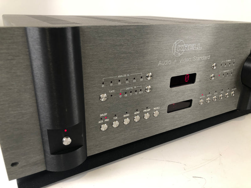 Krell Audio + Video Standard Preamp/Processor - A Well Kept Audio Secret