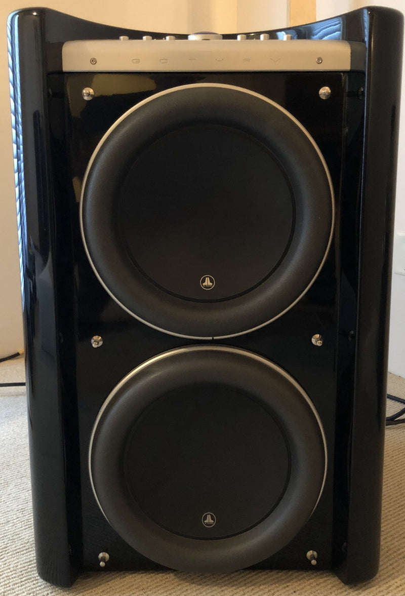 JL Audio Gotham Reference Subwoofer in Original Crate (2 of 2)