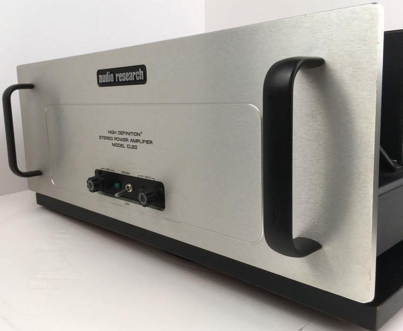 Audio Research CL-60 Tube Amplifier