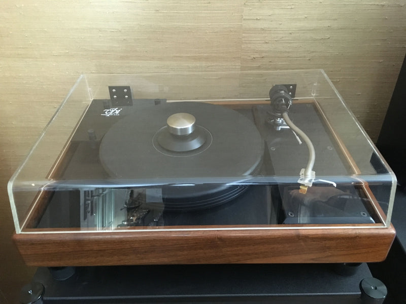 VPI Industries HW-19 Turntable with Upgrades and New Grado Cartridge