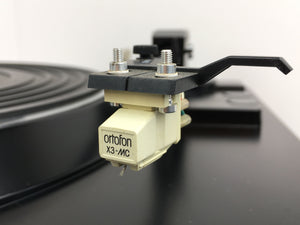 Denon DP-45F Vintage Turntable with New Grado Cartridge