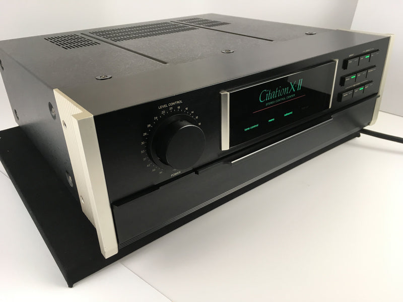 Citation X-I and X-II Matching Preamp and Amplifier, Very Rare and Collectable