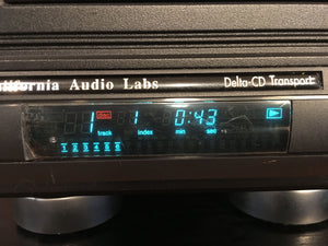California Audio Labs Delta CD Transport