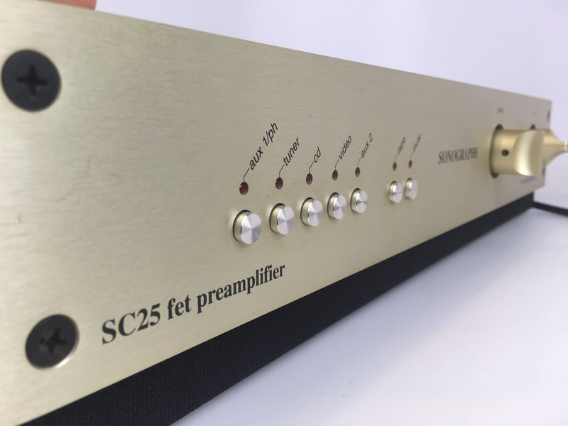 Sonographe SC25 FET Preamp by Conrad-Johnson