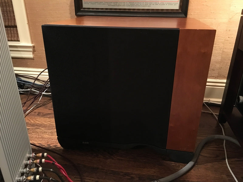 "B&W (Bowers & Wilkins) ASW-4000 15"" Subwoofer"