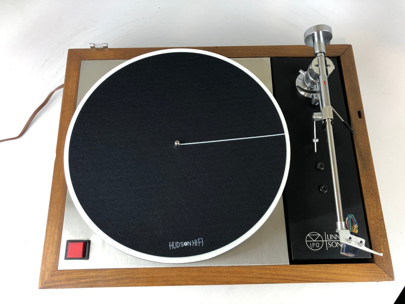 Linn LP12 Classic Turntable with Luxman Tonearm and New Sumiko Cartridge