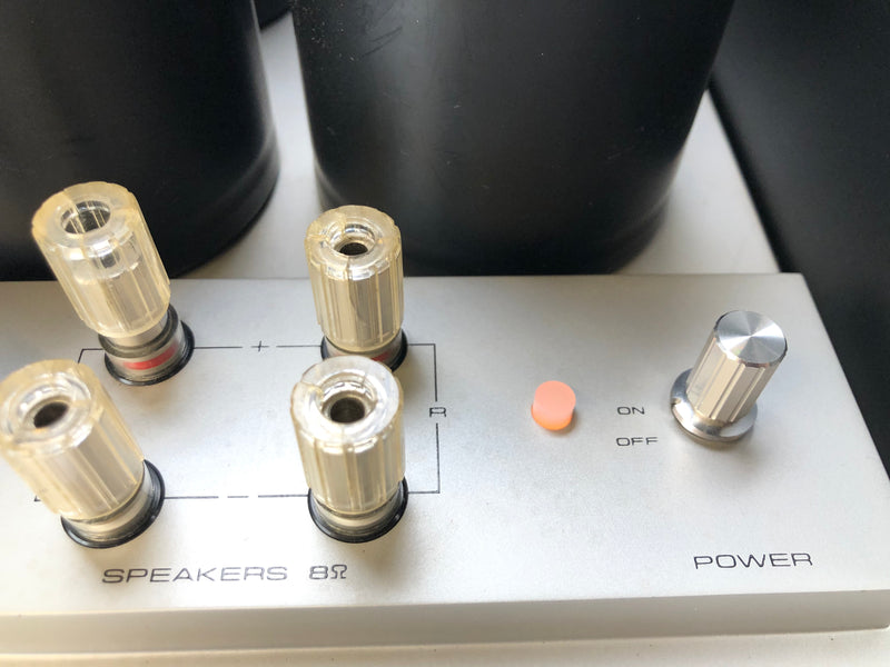 Pioneer M-22 Class A Amplifier - Unique and Classic Piece (1 of 2)