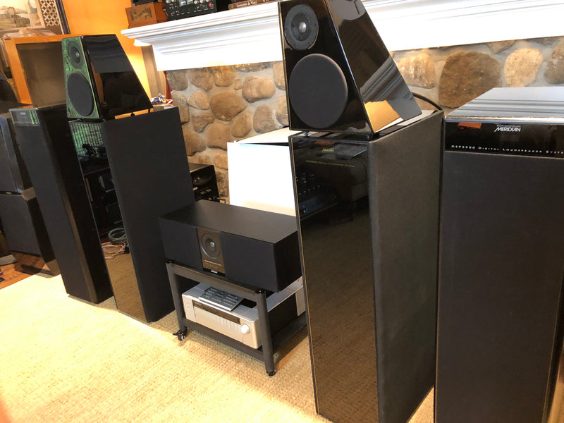Meridian 5-Channel Home Theater System, Complete, Stereophile Class A