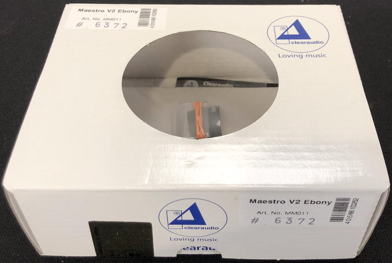 ClearAudio Maestro V2 MM (Moving-Magnet) Cartridge, New in Sealed Box