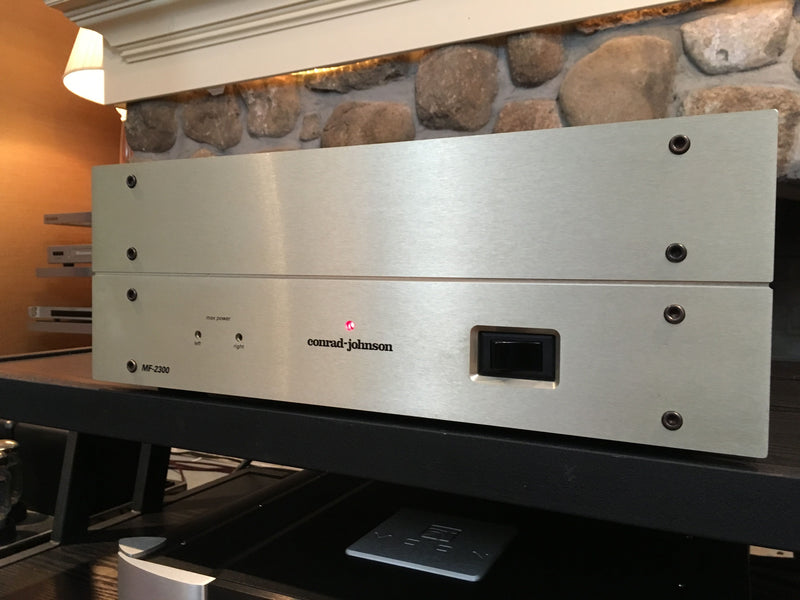 Conrad-Johnson MF2300 Solid State Amplifier