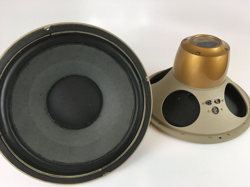 "Tannoy 12"" Gold Dual Concentric Drivers with Crossovers and Controllers"