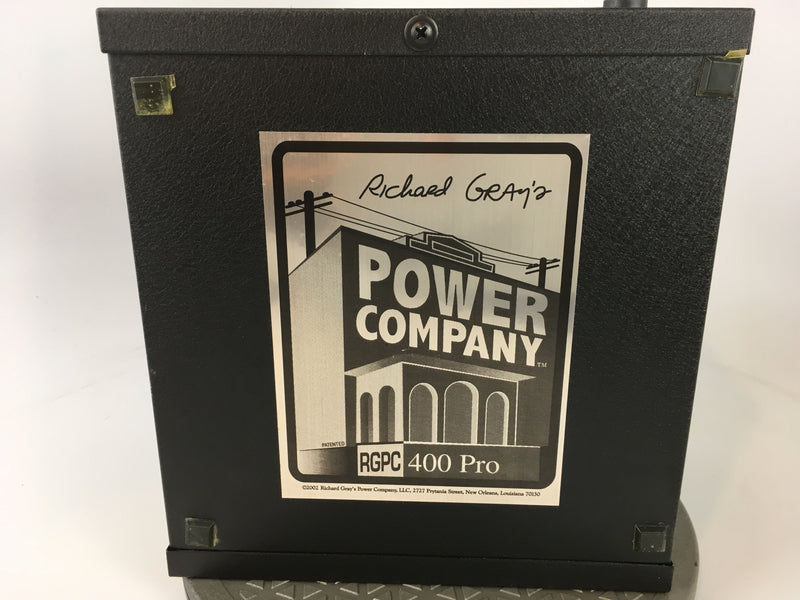 Richard Gray RGPC 400 PRO Power Conditioner - 20A - 4 Outlets