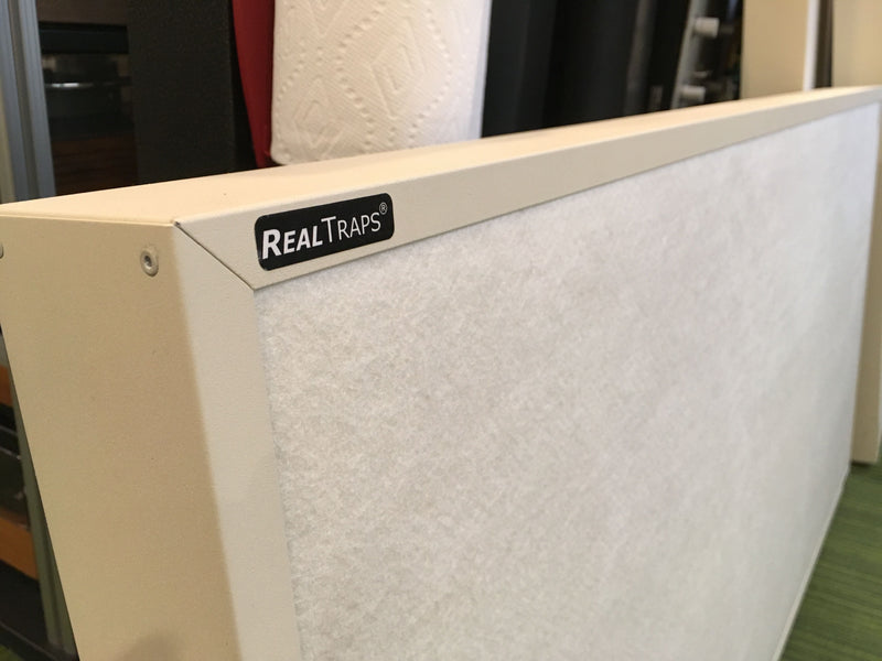 RealTraps Mini Traps and Mondo Traps - 3 Acoustical Wall Traps Total
