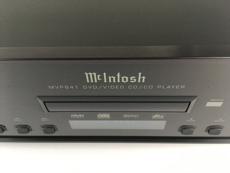 McIntosh MVP-841 CD Player