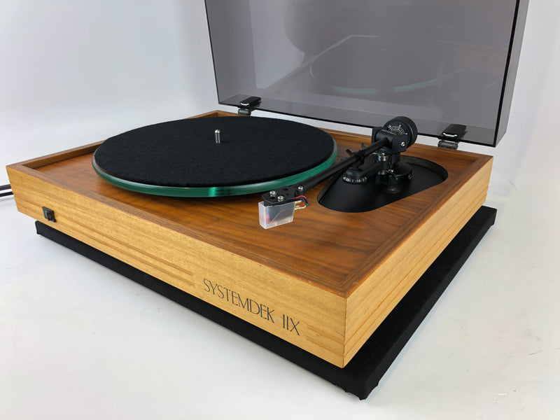 Systemdek IIX Turntable with Linn Tonearm and New Sumiko