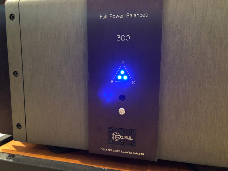Krell FPB-300 Amplifier - Class A Powerhouse! 300W at 8 Ohms - 1200W at 2 Ohms