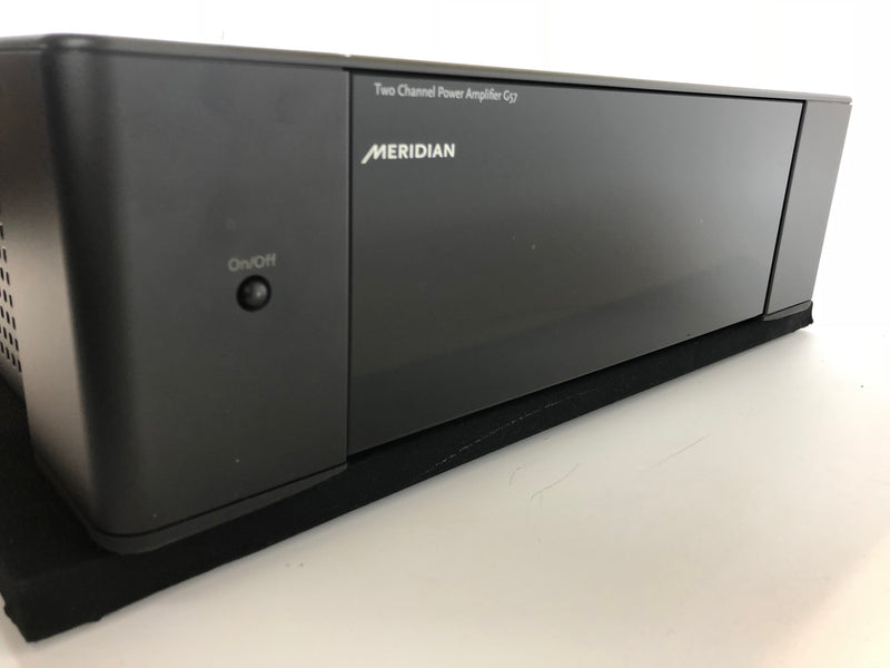 Meridan G-57 200 Watt Solid State Amplifier, Like New and Complete