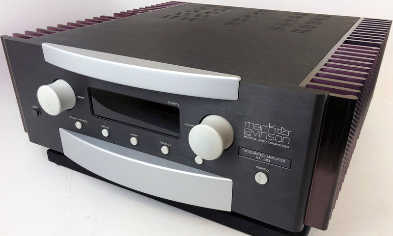 Mark Levinson No.383 Integrated Solid State Stereo Amplifier