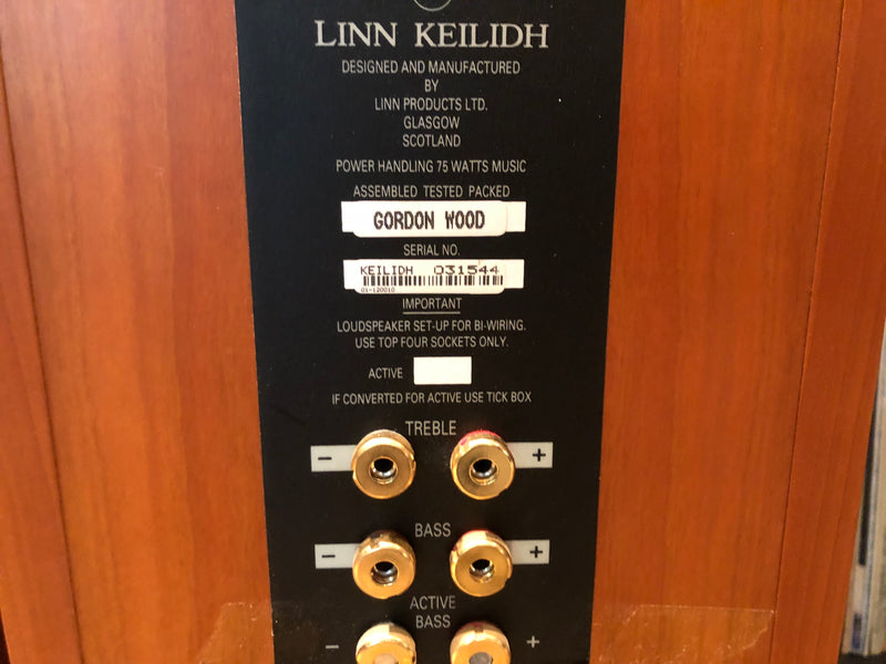 Linn Keilidh Floorstanding Speakers