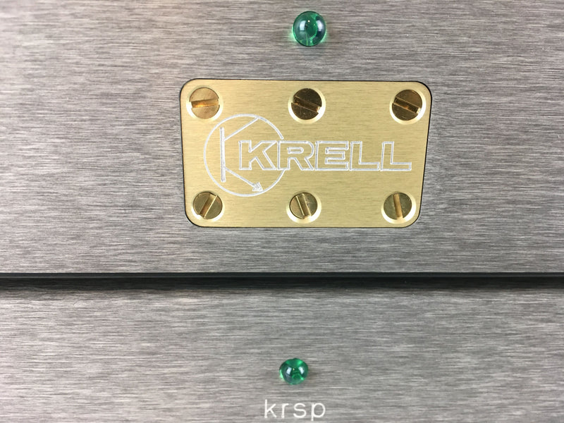 Krell KRS-1a - 4 Piece Reference Preamp with Phono Module