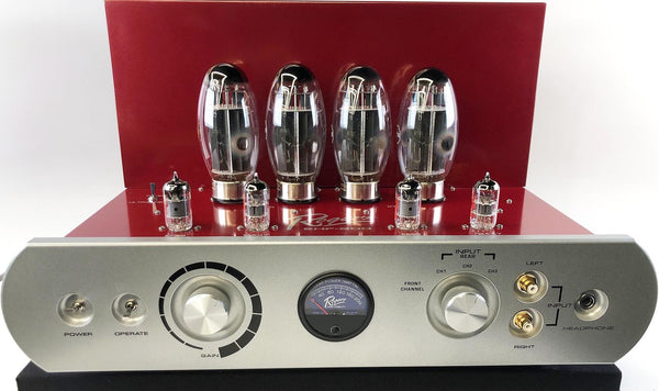 Rogers High Fidelity EHF-200 Class-A Tube Integrated Amplifier - Lifetime Warranty - Made In the USA