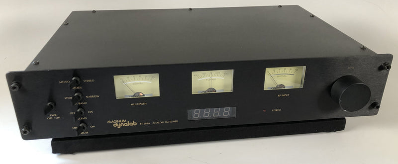 Magnum Dynalab FT-101a Digital/Analog Reference FM Tuner