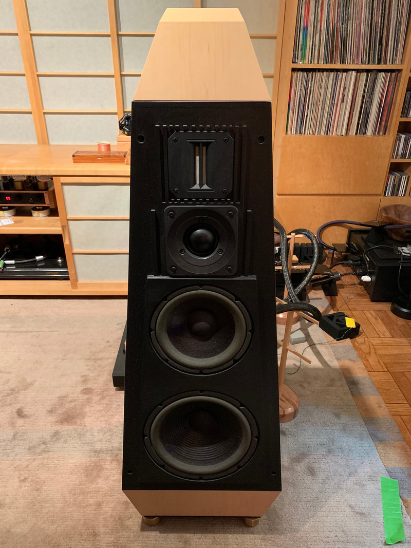 Nestorovic Labs Type 5AS Mark V Signature Speakers in Custom Finish
